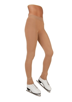 Figure Skating Footless Tights - Women. Nita Sports. Made in USA