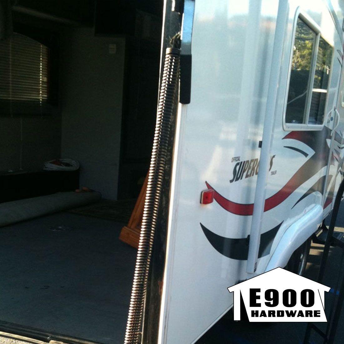 C028 28 Quot Clip End Garage Door Spring 331 Quot 0 Wire
