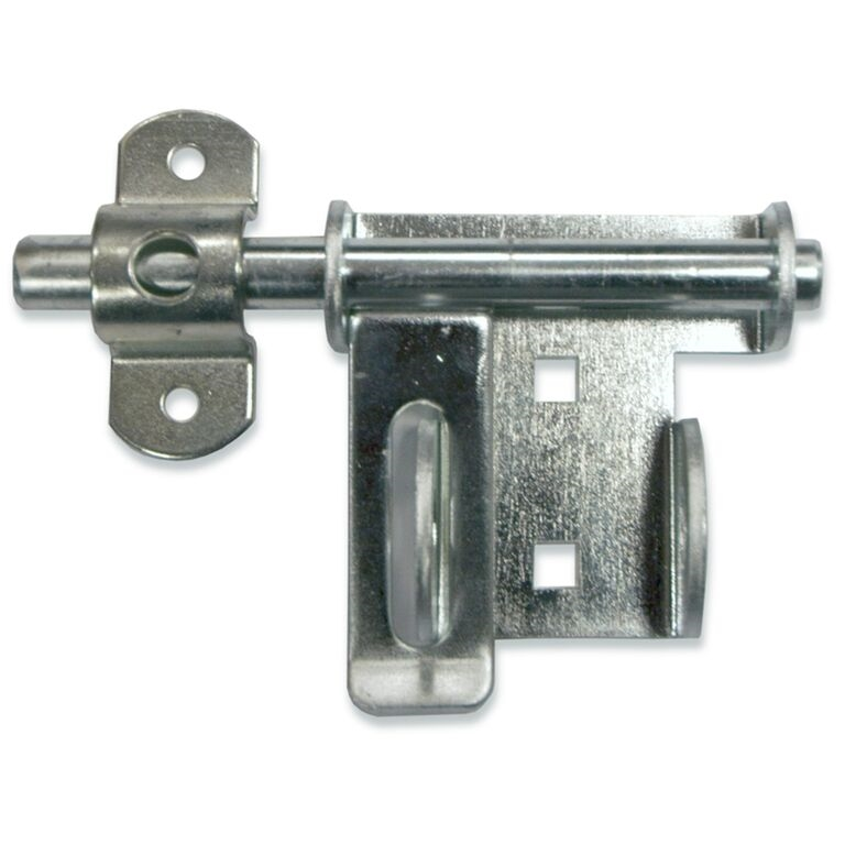 garage door latchE900 HARDWARE Q42P Heavy Duty Slide Bolt Lock for Garage Doors