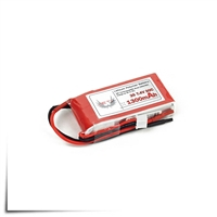 Jeti Pro Power 1300mAh 30C 2S Li-Poly Battery Packs