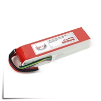 Jeti Pro Power 5000mAh 4S 35C Li-Poly Battery Packs
