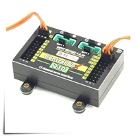 Jeti Central Box 210 Power Distribution Combo w/Magnetic Switch & R3/RSW Receivers (2) (Pre-Order, Due January)