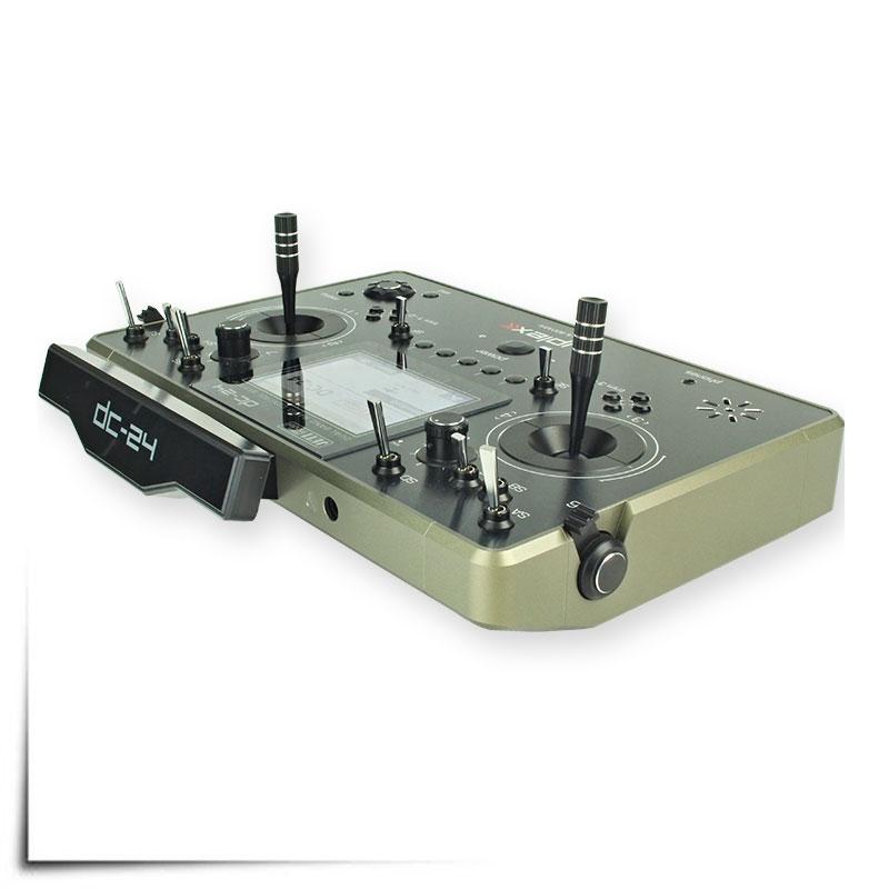 Jeti Duplex DC 24 24GHz 900MHz W Telemetry Transmitter Only Radio