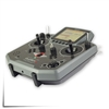 Jeti Duplex DS-12 Carbon Gray Basic Special Edition 2.4GHz/900MHz w/Rx R5L, Aluminum Tx Case Radio System