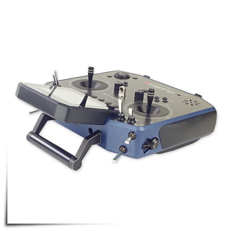 Jeti Duplex DS 24 Carbon Dark Blue 24GHz 900MHz W Telemetry