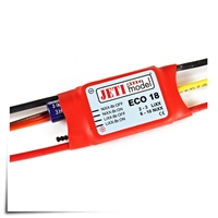 Jeti ECO 18 Brushless ESC