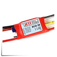 Jeti ECO 25 Brushless ESC