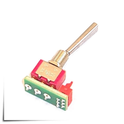 Jeti Transmitter Replacement Switch Long 3-Position DC