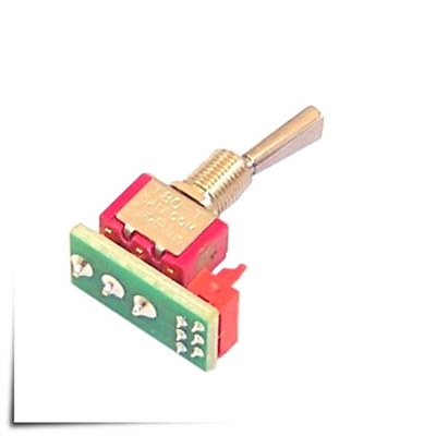 Jeti Transmitter Replacement Switch Short 3-Position DC