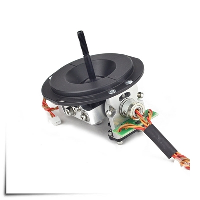 Jeti Transmitter Gimbal Assembly DS Multi-Mode Black w/Vibration