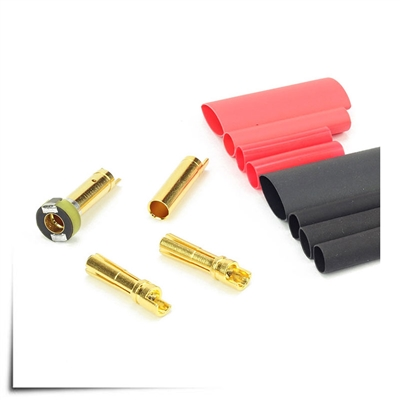 Jeti AFC Anti-Spark Connectors 4mm (75A)