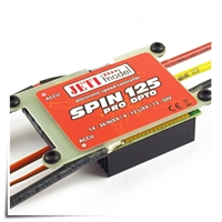 Jeti Spin Pro 125 Opto Brushless ESC with Telemetry