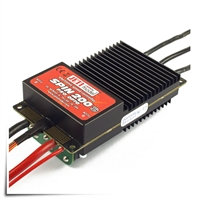 Jeti Spin Pro 200 Opto Brushless ESC with Telemetry