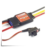 Jeti Spin Pro 22 Brushless ESC with Telemetry