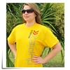 T-Shirt Yellow Jeti USA Size M