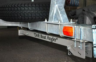 Drift Boat Stand
