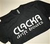 Dark Heather Gray Clacka T-Shirt