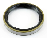 "Shaft Oil Seal 9815 Single Lip Nitrile Rotary 1""x 1 1/4""x 1/8"" metal case"