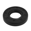 Shaft Oil Seal KC15x21x5 Rubber Covered Double Lip ID 15mm OD 21mm 15x21x5 15 x 21 x 5 mm