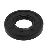 "Shaft Oil Seal TC 3/16""x 43/64""x 9/32"" Rubber Covered Double Lip w/Garter Spring ID 3/16 Inch OD 43/64 Inch 4.8x17x7"