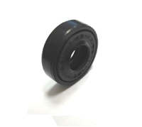 "Shaft Oil Seal TCAY 0.58"" x 1.25"" x 0.30"" / 0.35"" Rubber Covered Both Side Triple Lip w/Garter Spring Inch"