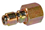 "QUICK COUPLER 1/4"" MALE X 1/4"" FPT"
