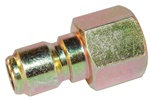 "QUICK COUPLER 3/8"" MALE X 3/8"" FPT"