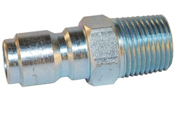 "QUICK COUPLER 3/8"" MALE X 3/8"" MPT"