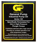 GENERAL PUMP - INDUSTRIAL PUMP OIL - PINT