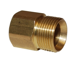 "22 MM X 15 MM X 3/8"" FPT ADAPTER"