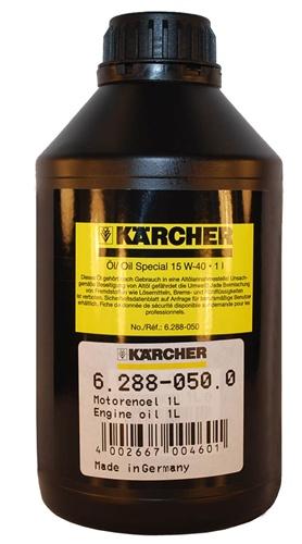 Motor Oil For Karcher Pressure Washers 1 Liter Of 15w 40 Oil