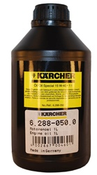 KARCHER 15W-40 UNIVERSAL PUMP OIL  LITER