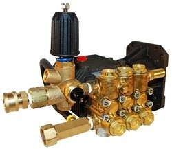Made Ready Comet ZWD4040G Horizontal Pump