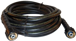 "¼"" X 25' Power Washer Thermoplastic Hose Replacement"