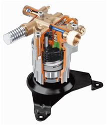 COMET PRESSURE WASHER PUMP VRX2422VL80