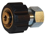 TWIST SEAL COUPLER