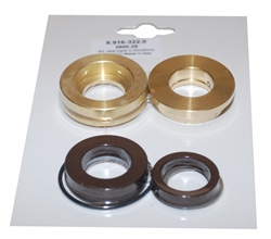 KARCHER / LEGACY PUMP U-SEALS WITH BRASS 20MM