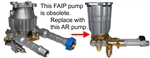 AR FAIP Vertical-Shaft Pump MTPV93501