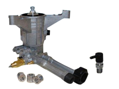 AR RQW2.2G26-EZ 2600 PSI 2.2 GPM Pressure Washer Vertical Mount Pump Front
