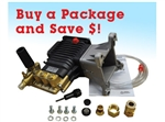 AR TRIPLEX PRESSURE WASHER PUMP RSV4G40HD-F40EZ - PACKAGE