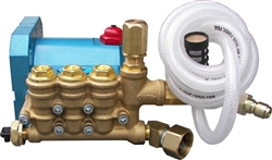 CAT 4PPX30GSI Plumbed Replacement Pump