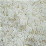 Castor Wax Flakes - White
