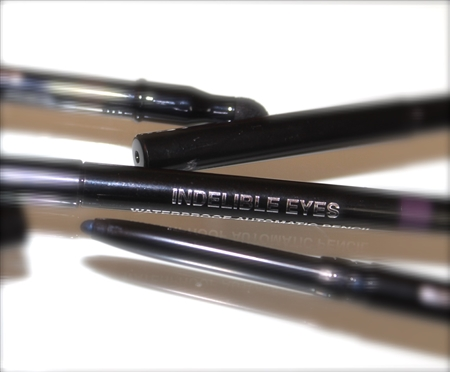 WATERPROOF AUTOMATIC  EYE PENCIL