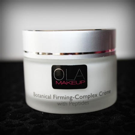 BOTANICAL FIRMING COMPLEX CREAM w peptides
