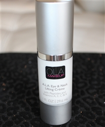 ORGANIC EYE & NECK LIFTING CREME