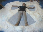 Large Frozen Party Pack with 10lb/120gallon bulk snow