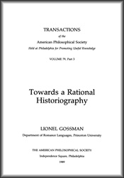 Towards a Rational Historiography