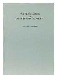 Slave Systems of Greek and Roman Antiquity