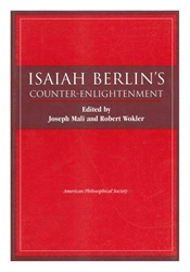 Isaiah Berlin's Counter-Enlightenment