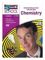 Greatest Discoveries with Bill Nye: Chemistry